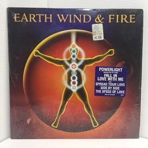 Earth Wind & Fire : Powerlight - Vinyl Lp 1982
